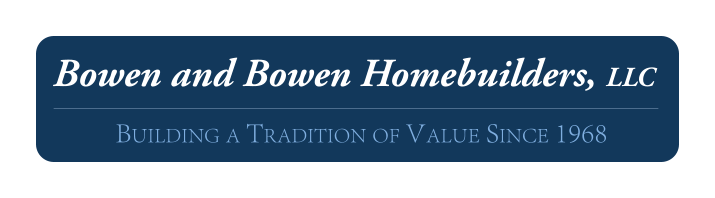 Bowen and Bowen Homebuilders